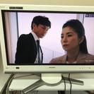 072451 持ち帰り特価!SHARP TV32インチ ホワイト