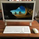 送料込み☆デスクトップ一体型PC☆値段交渉OK