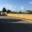 庭まわりや駐車場のエクステリア工事承ります❗️