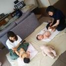 特別企画!赤ちゃんアート&ティータイム付きベビーマッサージ!堺市西区