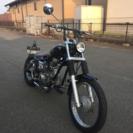 ホンダ ジャズ(黒)原付バイク カスタム