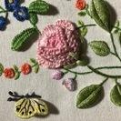 イギリス刺繍教室~人気のスタンプワークを学びませんか?~