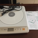 値下げ!美品 象印IH調理器 EZ-HF26-HC
