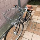 自転車お譲りします