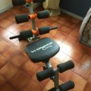 腹筋トレーニングマシーン