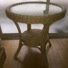 飾り棚テーブル
