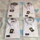 半袖ワイシャツ4枚
