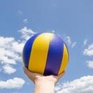 木曜日10~12時に一緒にバレーボールをしましょう♪ 女性限定!!