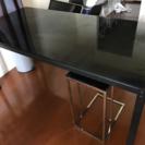 ダイニングテーブル 黒