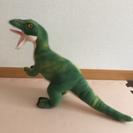 ティラノサウルス縫いぐるみ