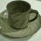 臥牛窯 コーヒーカップとソーサー