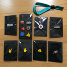 アップル★イベント限定★ピンバッチ★ピンズ★WWDC2017★Apple