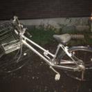 【訳あり】ブリジストン自転車  修理要