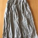 【譲ります】レディーススカート!(ニーム)#25