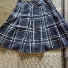 INGNIのチェックのスカート