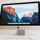 超美品!iMac27インチ 5K Retinaモデル!