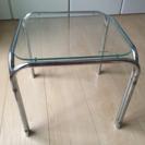 訳あり家具☆ガラスのテーブル