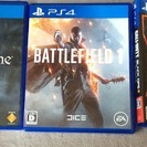PS4 FPS等 3点