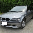 総額表示!!!◆平成17年式BMW318iツーリング Mスポ◆車検...