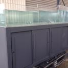 大型水槽 オーバーフロー 1800×900+2000 業務用