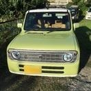 H18 ラパン ライムグリーンツートン 2オーナー車 ETC付