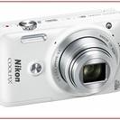 Nikon COOLPIX S6900 白 2017年1月購入 ...