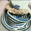 麦わら帽子セット♥