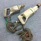 稼働品 2台 マキタ 6400-B 日立 LUT-DM2 ELEC...