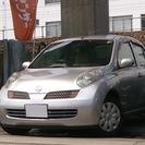 ☆値下げ済み!!  経済的なコンパクトカー  H14 日産マーチ...