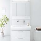 アサヒ衛陶 洗面化粧台750 工事費込みで72,200円❗️