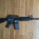 【サバゲー2人セット】銃2個 フェイスガード2個