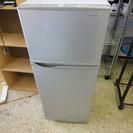 シャープノンフロン冷凍冷蔵庫 SJ-H12W-S 2014年製