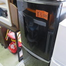 National NR-B142J 2007年製 冷蔵庫 黒