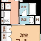 天満橋駅 徒歩2分 ★  家賃3.2万円 ★  敷金礼金0円