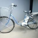 電動アシスト自転車(Panasonic/リチュウムビビEX)