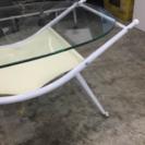 ガラスローテーブル無料