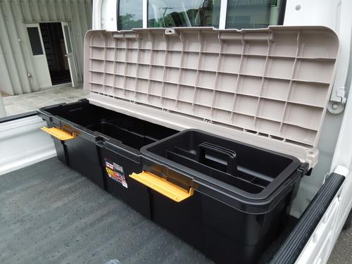 荷台 軽 ボックス トラ