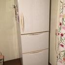 サンヨー 大型3ドア冷凍冷蔵庫