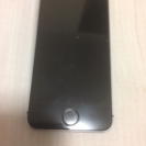 iPhone5s 32GB シルバー 箱あり