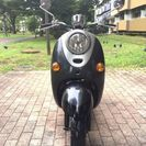 優れたエンジン。ヤマハ(ビーノ)。水冷バイク。バッテリーは…