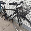 カゴ付き自転車(27型)