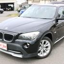 【BMW】特別ローン金利3.9% X1 sDrive18i 平成...