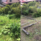 ご自宅の庭や駐車場・空き地の草刈り承ります!