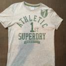 【美品】Superdry Tシャツ 運動競技クラブ