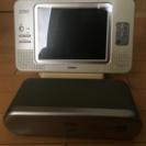 コードレス 防水液晶テレビ