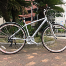 ルイガノ クロスバイク(美品)
