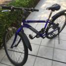 無料で譲ります 中学生ぐらい向け自転車