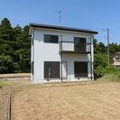 緑に囲まれた長閑な環境の一戸建て住宅