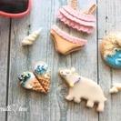 締め切り迫る!親子アイシングクッキー夏休みワークショップ