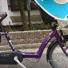 3人乗り自転車ブリジストン アンジェリーノプティット